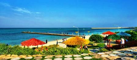 با سواحل تفریحی جزیره کیش آشنا شوید
