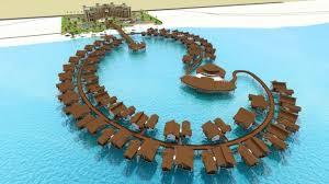 هتل های کیش و امکانات آنها