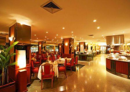 هتل بانکوک پالاس تایلند