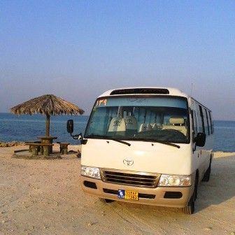 استفاده از وسایل حمل و نقل عمومی در جزیره کیش
