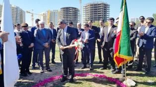 ساخت اولین هتل 7 ستاره در کیش