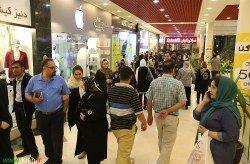 استقبال خوب گردشگران نوروزی از مراکز تجاری کیش و رونق بازارها