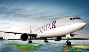 کیش جایگزینی مناسب در خط پروازی قطر به امارات
