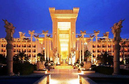 با محبوبترین هتلهای کیش آشنا شوید