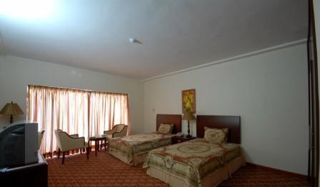 اتاق هتل بزرگ ارم کیش