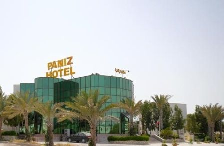هتل پانیذ کیش