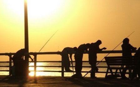 ماهیگیری تفریحی در کیش
