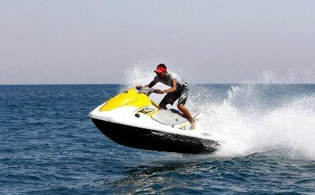 ورزش های دریایی کیش